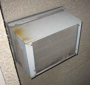 Aire condicionado externo