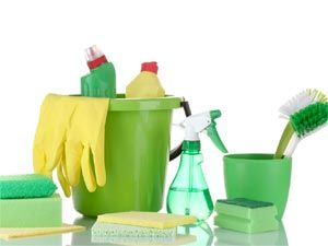 Productos de limpieza de bañeras