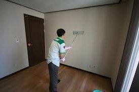 como limpiar la pared