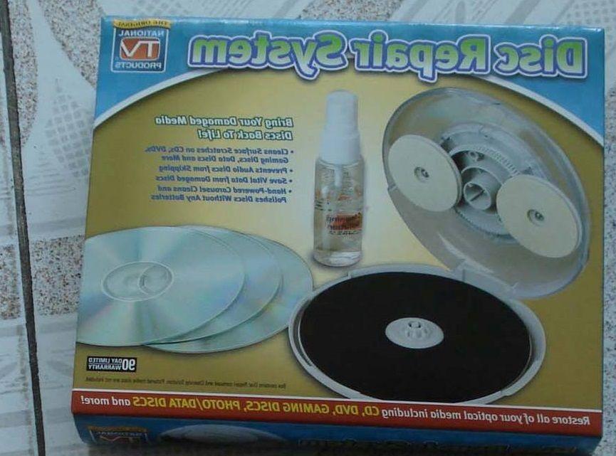 Como limpiar y arreglar un cd rayado - Reparar cristales rayados ...