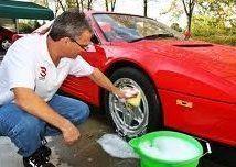 Limpiar ruedas