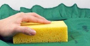 esponja para sofa