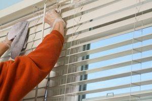 Limpiar cortinas