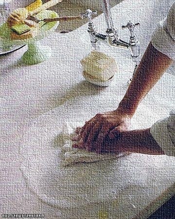 Como limpiar el m rmol for Manchas en el marmol