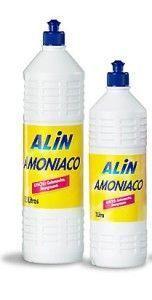 Limpiar con amoniaco