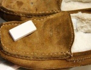 Como limpiar una chaqueta de cuero clara