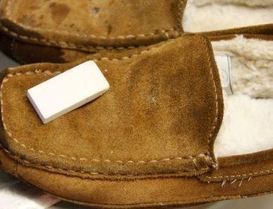 Como se limpia una chaqueta de piel vuelta