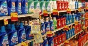 Limpiar con detergente