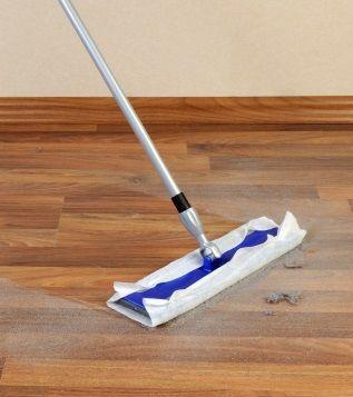 Como limpiar un piso con tarima flotante - Como limpiar suelo porcelanico ...
