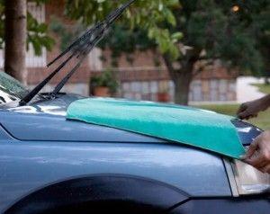 Secar coche