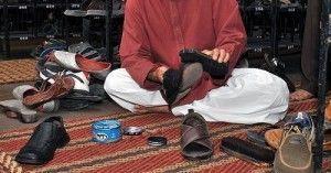 14cd8934dc54b Cómo limpiar los zapatos.
