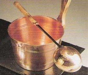 Limpiar cobre