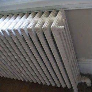 Limpiar radiador